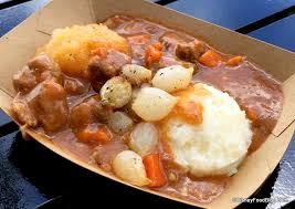 Scottish Comfort Food Scotland 2016 Epcot Food And Wine Festival The Disney Food Blog