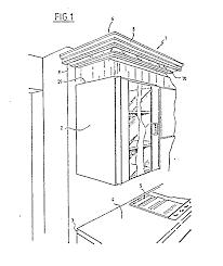 corniche meuble cuisine corniche destinée à un meuble tel qu un meuble de cuisine notamment