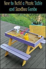 Plans For Building A Children S Picnic Table by Best 20 Kids Picnic Table Ideas On Pinterest Kids Picnic Table
