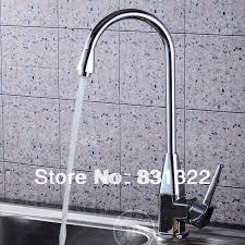 kitchen faucet single b r free shipping swan leading and cold kitchen faucet single