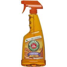cleaning kitchen cabinets murphy s oil soap murphy s oil soap spray wood cleaner orange 22 fl oz walmart com