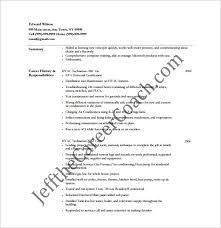 sle hvac resume gallery of sle resume hvac template maintenance technician hvac