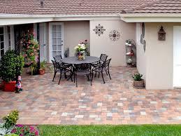 Patio Paving Stones Photos Interlocking Paver Designs For Patios - Backyard paver designs