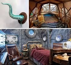 themed rooms 16 awesome sea themed rooms neatorama