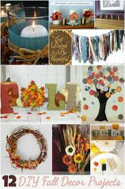 146 best holiday thanksgiving images on pinterest thanksgiving 12 diy fall decor projects and crafts so you can get an idea of how to
