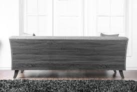 Grey Modern Sofa Wendon Grey Modern Living Room