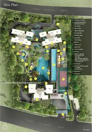 Verdana Villas Floor Plan by Freehold Sg Proptalk