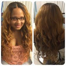 full head sew in with minimal leave out 4 bundles brazilian