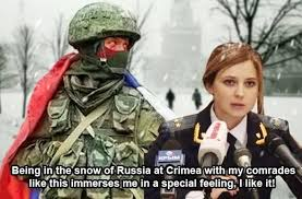 Natalia Poklonskaya Meme - image 721488 natalia poklonskaya know your meme