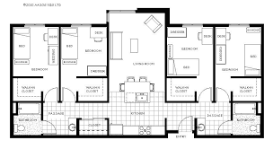 modern bungalow floor plans in need of a modern 4 bed bungalow plan properties nigeria