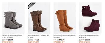 womens boots rue 21 rue21 s boots 10 10 40living rich with coupons
