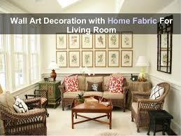Decorative Home Fabrics 5