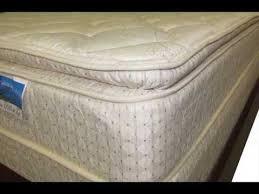 pillow top mattress pad extra long twin youtube