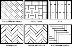 parquet flooring patterns laferida com