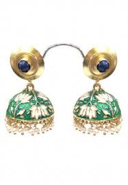 new jhumka earrings earrings online shopping buy indian earrings and jhumka for women