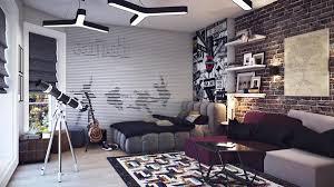 Cool Teen Boy Bedroom Ideas Fujizaki - Cool teenage bedroom ideas for boys