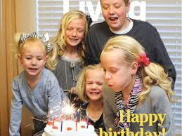 Family Living magazine How to plan for kids birthday parties