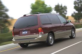 2010 minivan ford recalls 575 000 windstar minivans over rear axle road reality