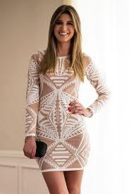 vestido bandage vestido bandagem abstrato galeria tricot galeria tricot
