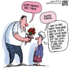 mother u0027s day cartoons nbc news