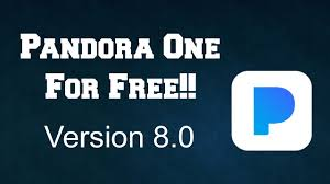 pandora ad free apk pandora one for free version 8 0 tutorial no ads unlimited