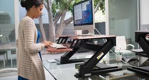 Standing Desk Eureka Ergonomic Standing Desk Offers True Desired Height Adjustments