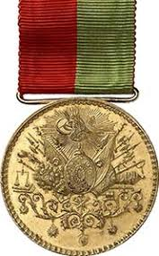 Ottoman Medals Ottoman Imtiyaz Medal Awarded To German Emperor William I Yields