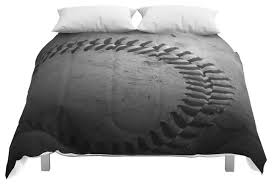 Baseball Comforter Full Society6 Baseball Comforter Contemporary Comforters And
