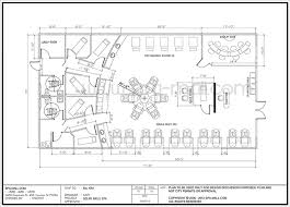 salon design layout