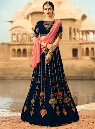 lengha choli for engagement fancy lehenga attire for engagement events weddings