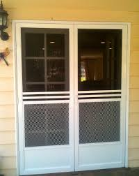 Patio French Doors With Blinds by Blinds For French Doors Window Shutters Exterior Spaces Modern