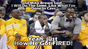 mike brown fired good bye lakers old coach welcome new coach