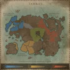 Fallout New Vegas Interactive Map by Tes Online Interactive Map Of Tamriel