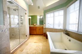 new steam shower and soaking tub are just a few of the highlights