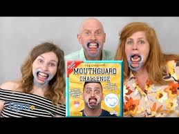 The Original Challenge The Original Mouthguard Challenge From Identity Identity