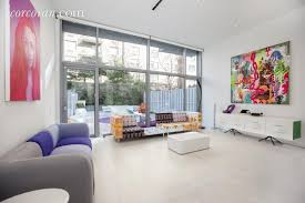 700 Sq Ft House Buy Karim Rashid U0027s Sleek Candy Colored Hell U0027s Kitchen Condo For
