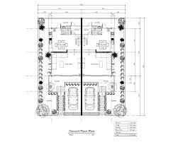 Plans For A House by Duplex Villas
