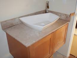 Bathroom Granite Countertops Ideas by Bathroom Espresso Modular Bathroom Vanities Single White Oval
