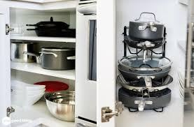 kitchen cabinet storage solutions diy pot and pan pullout 5 easy steps that will fix your most cluttered kitchen cabinet
