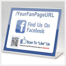 table tent sign holders custom social media acrylic display table tents clear plastic table