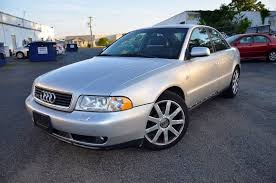 2001 audi a4 1 8t 2001 audi a4 1 8 t quattro for sale 33 used cars from 2 055