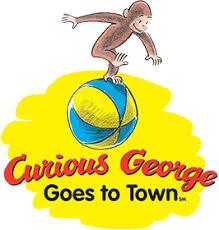 curious george town universal studios florida