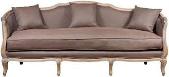 french quarter maison sofa aubergine from abc carpet u0026 home