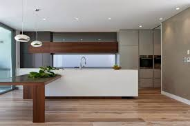 kitchens with island benches image result for incorporating wood feature into kitchen bench