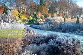 gap gardens the summer and winter garden in november winter