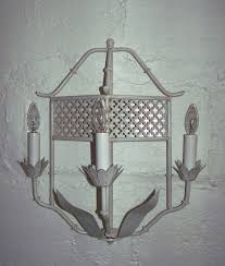 Bamboo Sconce Lamplight Designs Light Fixtures Custom Fixtures