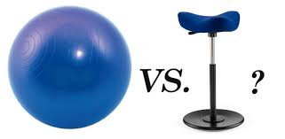 Sitting On A Medicine Ball At Desk Furniture Mesmerizing These Active Desk Chairs Want To Transform