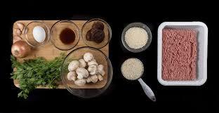 turkey meatballs in creamy mushroom pressure cooker turkey meatballs with mushroom gravy recipe