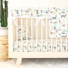 gender neutral crib bedding caden lane