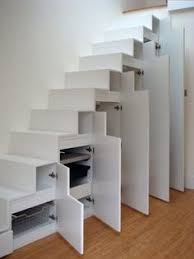 this kind of staircase but the small boxes on top of the bigger